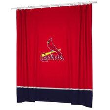 MLB St. Louis Cardinals Shower Curtain