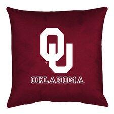 NCAA Oklahoma Throw Pillow