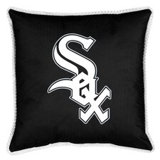 MLB Chicago White Sox Sidelines Throw Pillow