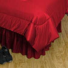 NCAA Nebraska Bed Skirt
