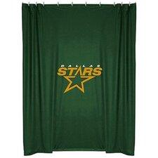 NHL Dallas Stars Shower Curtain