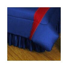 NHL New York Rangers Polyester Jersey Bed Skirt