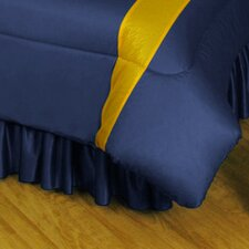 NHL Buffalo Sabres Polyester Jersey Bed Skirt