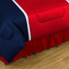 MLB Boston Red Sox Bed Skirt