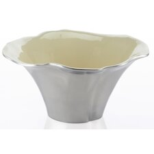 New Japonesque Ruffled Bowl