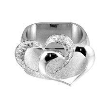 Hearts Napkin Ring (Set of 4)