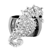 Sea Horse Napkin Ring (Set of 4)