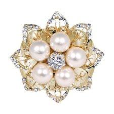 5 Pearl Napkin Ring (Set of 4)
