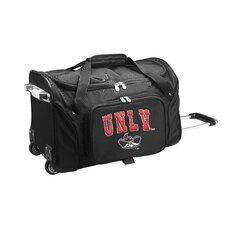 NCAA 21'' 2 Wheeled Carry-On Duffel
