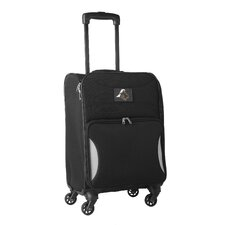 NCAA Steadfast 21'' Carry-On Spinner Suitcase