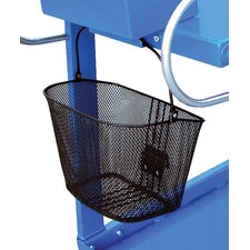 Easy Access Stock Truck with Storage Basket