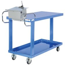 Easy Access Truck with Table and Storage Box