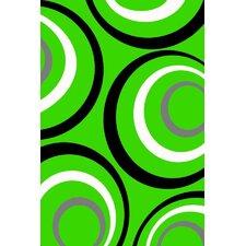 Lime Green Area Rug