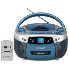 Boom Box USB Port CD MP3 Player
