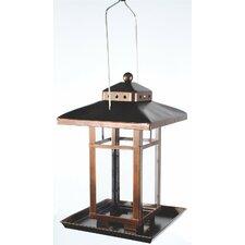 Square Lantern Decorative Bird Feeder