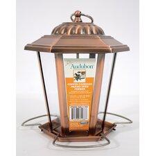 Carriage Lantern Decorative Bird Feeder