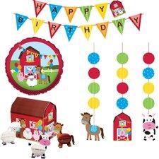 Farmhouse Fun Party Decor Kit