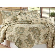 French Garden Bedspread Set