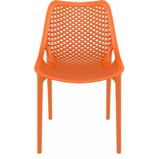 Air Armless Indoor and Outdoor Stacking Chair