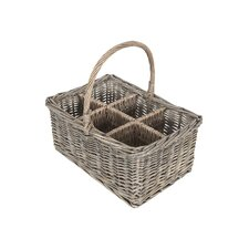 Willow Glass Caddy