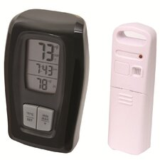 AcuRite Wireless Thermometer Clock