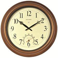 """AcuRite 18"""" Outdoor Radio-Controlled Clock"""