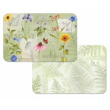 Wildflower Message Reversible Place Mat