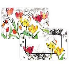 Tulips Reversible Place Mat