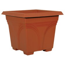 Square Rail Planter (Set of 10)