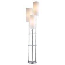 Trio 3 Light Floor Lamp