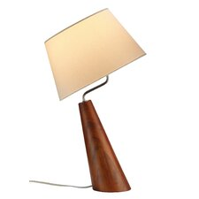 "Pisa 24"" H Table Lamp with Empire Shade"