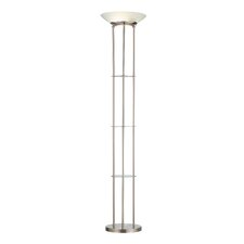 "Hayley Shelf 76"" Floor Lamp"