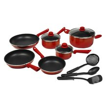 Victoria Gradient 12-Piece Cookware Set