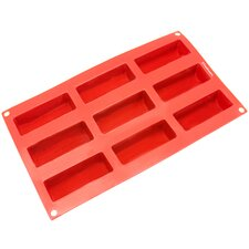 9 Cavity Silicone Mold Pan