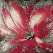 Flower and Nature Painting Print on Canvas