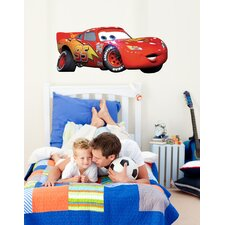 "Disney ""Cars"" Lightning McQueen Wall Decal"