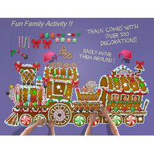 Decorate Me! Train Wall Decal