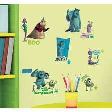 Disney Monsters Inc. Wall Decal