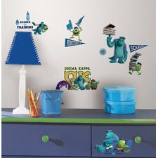 Disney Monsters University Movie Wall Decal