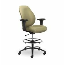 Contour II 400 Height Drafting Chair
