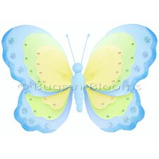 Butterfly Hanging Triple Layered Nylon 3D Wall Decor