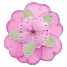 Flower Hanging Triple Layered Nylon 3D Wall Decor