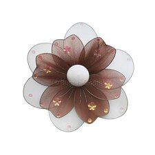 Flower Hanging Multi-Layered Nylon 3D Wall Decor