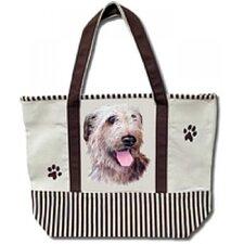 Irish Wolfhound Pet Shopping Tote