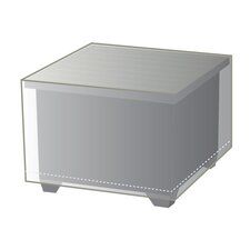 Outdoor Protective Cover for Wicker End Table