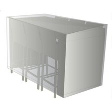 Outdoor Protective Cover for Dining or Bar Set