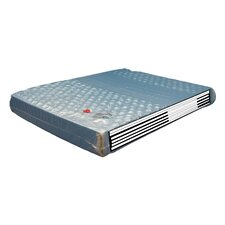 """9"""" Double-Wall Leak-Proof Patented Hydro-Support 1700dw Mattress Waterbed"""