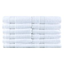 Bergamo Luxury Hotel / Spa Wash Cloth (Set of 12)