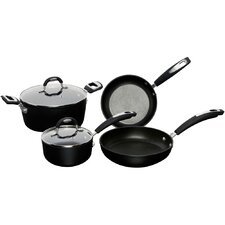 Taormina Induction 6-Piece Non-Stick Cookware Set