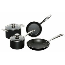 Verona 6-Piece Aluminum Non-Stick Cookware Set
